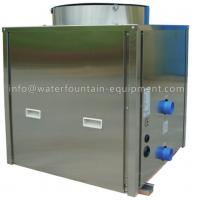 Quality Energy Saving Swimming Pool Heaters Air Sourced 220V With CE Approved for sale