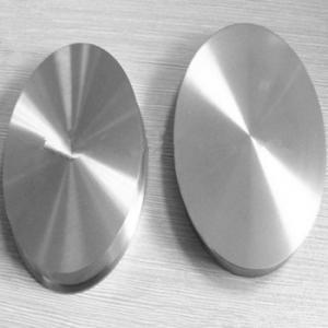 Quality High Purity nickel sputtering target N4 N6 for sale