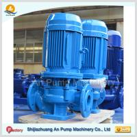 Quality High pressure vertical pipeline booster pump for sale