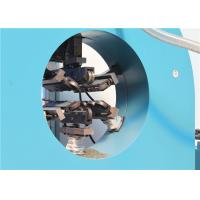 Buy cheap 60 - 320 MM Street Light Pole Production Line With Both Side Additional from wholesalers