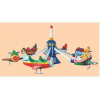 Quality Amusement Park Electric Toy Planes for Outdoor Playground A-11202 for sale