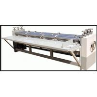 Quality 3000mm semi-automatic carton packaging slitting creasing machine for sale