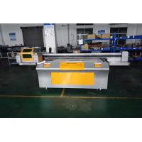 Quality Automatic Digital T shirt Flatbed UV Printer , Continuous Ink Heat Press Machine for sale
