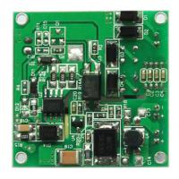 Quality 10/100M PoE Module, Special for IP Camera, IEEE802.3af, DC12V, 15.4W, 38mmX38mm for sale