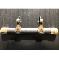 Quality D31 new design zamak coffin hardware long bar and short bar for coffin and casket for sale