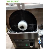 Quality 6 Litre Table Top Ultrasonic Cleaning Machine , Ultrasonic Record Cleaner SS 304 for sale