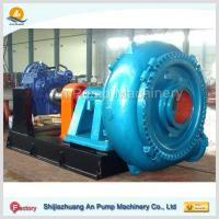 Quality high pressure professional single-stage industrial gravel slurry pump for sale