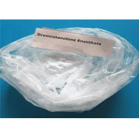 China Drostanolone Enanthate CAS 472-61-145 Raw Steroid Powders Building White Crystalline Powder on sale