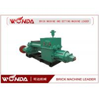 Quality Medium Scale Automatic Clay Brick Manufacturing PlantLow Energy Consumption for sale