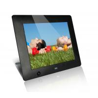 8 Inch Acrylic Portable Digital Picture Frame With Clock And Calendar 800*600