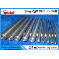 China Long SUSY201cu Round Metal Bar , ASTM A240 Cold Rolled Steel Round Bar on sale