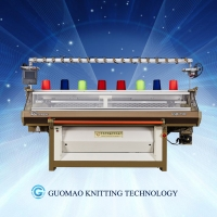 Quality Single Carriage Flat 12G Blanket Knitting Machine for sale