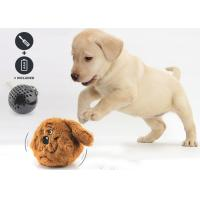 Quality Durable Battery Operated Dog Toy Randomly Jumping For Entertainment / Exercise for sale