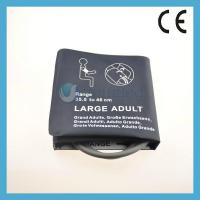 Quality No Bladder Large adult dual tube NIBP cuff for sale