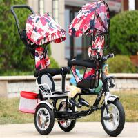 d59194f7356 2017 New Children Tricycle Kids Tricycle Baby Tricycle for twins using  Images