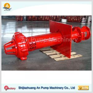 Quality anti acid slurry sump pump for sale
