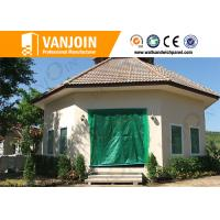 Quality Lightweight rapid deployment fast install social houses low cost shelters for sale