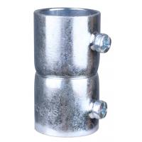 Quality Zinc Electro - Plated EMT To Rigid Conduit Fittings , Steel EMT Tubing Connectors for sale