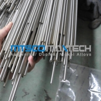 Quality TP321 0.5-20mm WT Bright Annealed Surface Instrument Tube for sale