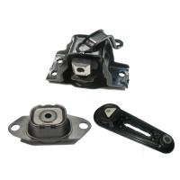 Buy cheap Automatic Rubber Motor Mounts , Nissan 1.6L Small Engine Rubber Mounts 11360 ED000 from wholesalers