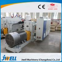 Quality Jwell HDPE 110-315 pipe extrusion line for water supply for sale