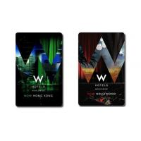 MF Ultralight C Plastic Key Cards 13.56MHz , Transportation Contactless Payment Card