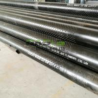 Quality Carbon Steel or Stainless Steel OASIS Perforated Pipe with Good Quality for sale