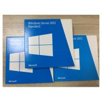 Quality Microsoft Server 2012 Standard Genuine Key License Lifetime Guarantee for sale