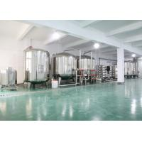 Quality Electric 380V RO Water Treatment System for sale