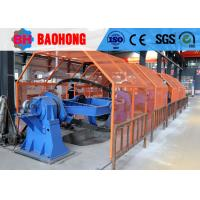 Quality Electric Round Cable Laying Machine , High Speed Drum Twister 1250/1+4 for sale