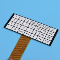 Quality Tactile Membrane Switch, Flexible Membrane Switch for sale