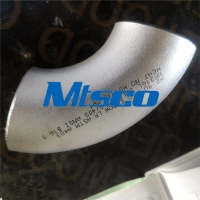 Quality SB Surface ASTM A403 316L Stainless Steel Elbow Pipe Fitting for sale