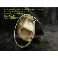 Buy cheap Electroplated Diamond Cutting Blades & Discs for Cutting Marble, Granite, from wholesalers