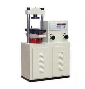 Quality compression testing machine for concrete for sale