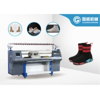 Quality Shoe Upper Computerized Flat Knitting Machine for sale