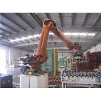 Quality Professional Automatic Palletizer Machine Robotic Bag Palletizer Floor Mounting for sale