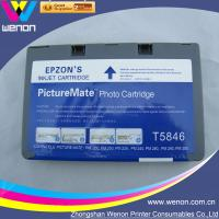 Quality compatible cartridge for Epson T5846 T5852 one time cartridge with chip for sale