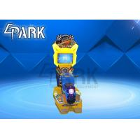 Quality Crazy Motor coin operated game machine amusement park game for sale
