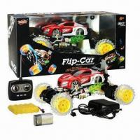 Quality HY-RX10 360° RC Stunt Telescopic Car Toy with Lights and Music for sale
