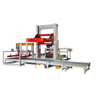 Buy cheap Easy Operate Automatic Palletizer Machine , 380V High Speed Palletizer from wholesalers