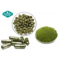 Quality 2018 New Super Food Certified 250mg/500mg Organic Spirulina & Chlorella Powder/Tablet/Capsules for sale