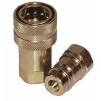 Buy cheap China supplier ISO carbon steel pipe fitting, hydraulic quick release coupling from wholesalers