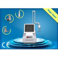 China Powerful And Professional Co2 Fractional Laser Scar Removal Machine Rf Metal Tube on sale