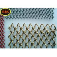 Buy cheap Multi Colors Construction Wire Mesh , Wire Mesh For Restaurants from wholesalers