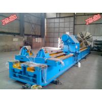 China gear hob machin Horizontal Lathe Machine with swing diameter over bed 2000mm on sale