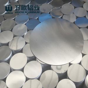 Quality Hot Rolling Aluminium Discs Circles Aluminium Round Discs Customized Size for sale