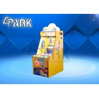 Quality Lottery Cool Baby Happy Basketball Game Machine Coin Operated For Children for sale