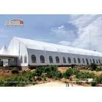 Buy cheap 30X60 TFS Curved Party Tents For Sale from China Tent Factory from wholesalers