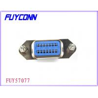 Quality 14 Pin Centronic Female PCB Connector for sale