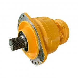 Poclain MS Radial Piston Hydraulic Motor MS18-2-111-F12-2A50